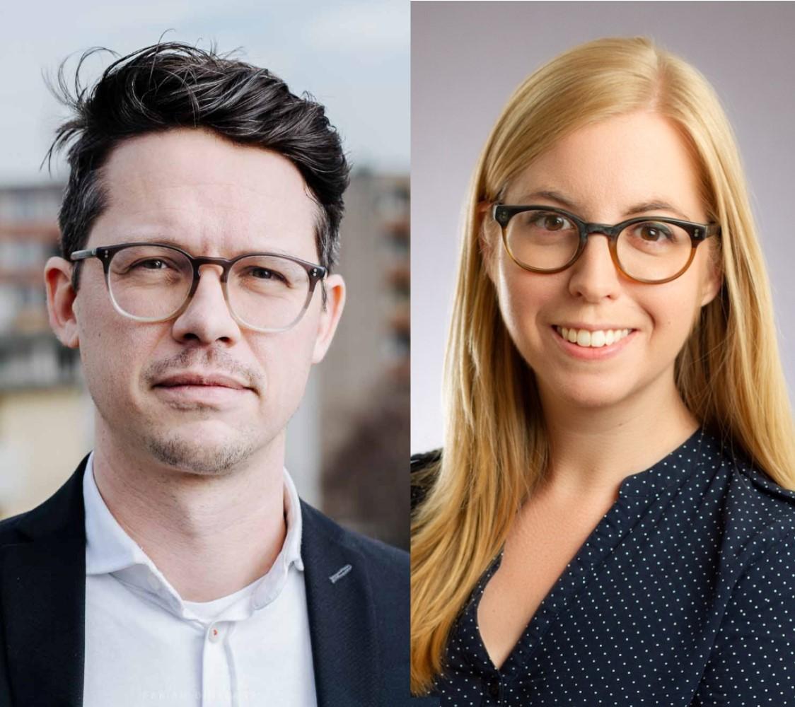 Dr. Benjamin Seibel & Victoria Boeck